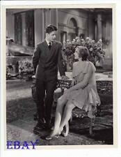 Rudy Vallee sexy, Sally Blane VINTAGE Photo The Vagabond Lover