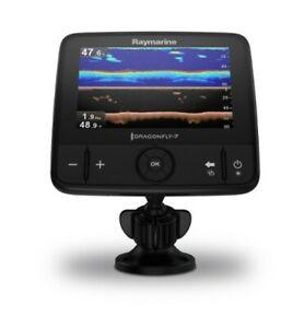 Raymarine Libellule 7 Pro Avec Donneur Échosondeur GPS Wi-Fi Sondeur