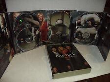 Nip/Tuck Complete Season Three, 6 Disc DVD Set VG Condition