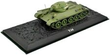 ATLAS EDITIONS 1:72 REF.NO.KK03 ULTIMATE TANK COLLECTION T34 RUSSIAN ARMY