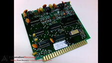 DYNATRON 100-6328 REVISION B INTERFACE CIRCUIT BOARD,, NEW* #205582