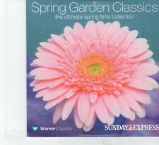 (FR103) Sunday Express Presents, Spring Garden Classics - 2003 CD
