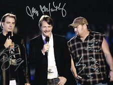 Bill Engvall/Jeff Foxworthy/Larry the Cable Guy 8x10 Signed Autograph Reprint