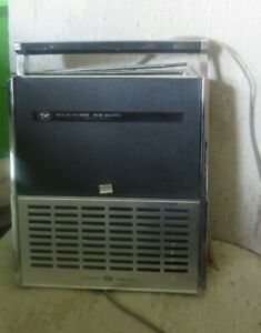 Vintage Ross RE-7000 World Master 6 Band Shortwave Radio FM working