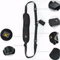 QUICK STRAP Camera Single Shoulder Belt Sling SLR DSLR Cameras