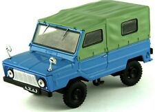ZAZ-969 First Soviet Vehicle with Front Wheel Drive 1:43 Scale Diecast Model Car