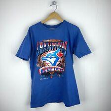 1993 Toronto Blue Jays World Champions 1992 Dunedin ONLY Spring Training T-Shirt