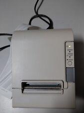 Epson TM-T88IV Model M129H weiss white USB Bondrucker TMT88IV T 88 IV M 129 H