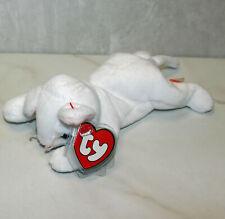 Ty Beanie Baby Flip white cat MWMT 3rd/2nd gen ( AP 11392 ) w/  Price sticker