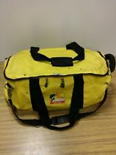 Bass Pro EXTREME BOAT BAG Duffle Bag Water Resistant/Proof Fishing Bag YELLOW