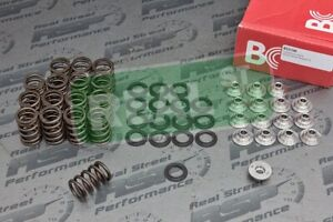 Brian Crower Valve Springs Retainers for tC Corolla 2AZFE 2A-ZFE 2.4 Camshafts