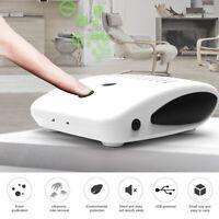 Rimozione dell'odore dell'acaro dello ionizzatore negativo ultrasonico USB del