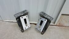 GM Truck Engine / Motor Frame Mounts * Large Clam Shell LS Swap for 1963 - 1966