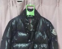 Moncler Down Jacket Everest Early type size M color black Men's Clothing rare