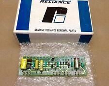 RELIANCE 0-52017-2 CURRENT REGULATOR BOARD NEW IN BOX