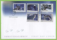Norway 2006 Wildlife set on First Day Cover