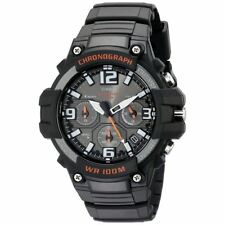 Casio Mens Sports Watch Water Resistant Analogue Chrono Date Stopwatch Retro