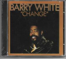 "BARRY WHITE ""Change"" CD Aquarius/Unlimited Gold Records RG181000 NEU/NEW"