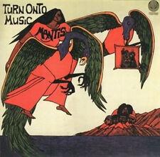 """Mantis:  """"Turn Onto Music""""  (CD Reissue)"""