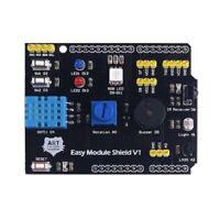 Module UC-121 température hygrométrie DHT11 sur board Arduino DIY