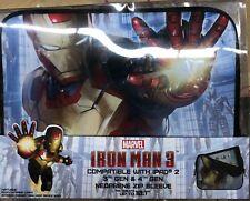 Avengers Iron Man iPad 2 Neoprene Zip Sleeve 3rd 4th Gen Tablet Cover Marvel NEW