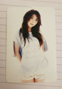 4Minute Volume Up Sohyun Photocard