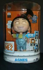 "Despicable Me 2 Talking Agnes 11"" Figure Thinkway Collector Edition Toys R Us"