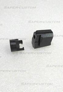 Baikal Nut of tube and body of valve for MP-654k, MP-661 Drozd blackbird