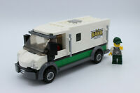 LEGO City Eisenbahn- Transporter - Geldtransporter - Van (Bausatz) aus Set 60198