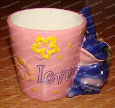 Live, Laugh, Love (Peace Frogs by Westland Giftware, 18874) Ceramic, 12 oz Mug