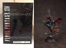 Final Fantasy XIV 14 Odin Meister Figure Statue + Ballroom Etiquette Zantetsuken