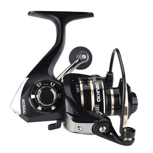 12BB Spinning Fishing Reel 5.2:1 Gear Ratio Freshwater Saltwater Right Left Hand