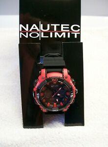 Nautec No Limit – 113753  mit Beleuchtung – Herren-Armbanduhr – 2016