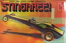 AMT Stingaree Funny Car Dragster Plastic Model Kit 1:25 Scale 38664