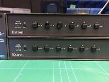 Extron SW6 DVI Plus DVI & Audio Auto Switcher
