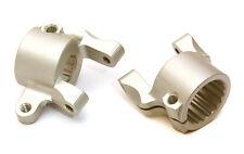 C27157HARD Integy Billet Machined Alloy F Caster Blocks for Axial 1/10 SCX10 II