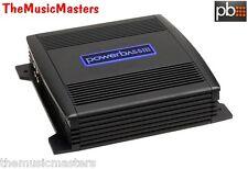 400W Car Audio Power AMPLIFIER Subwoofer Bass Speaker Amp PowerBass ASA3-200.2