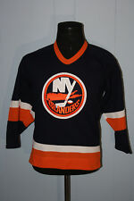 Koho New York Islanders Sewn Patch Pullover Jersey Youth L XL