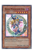 YuGiOh Card - Dark Magician Girl DPYG-EN008 1st Ed. Super Rare (G)