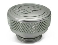 New Machined Oil Filler Cap Silver for Royal Enfield Twins Interceptor 650cc