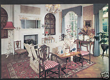 Isle of Wight Postcard - The Drawing Room, Morton Manor, Brading    A7919