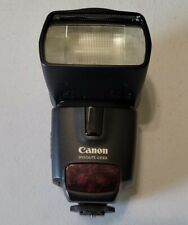 Canon 430EX Speedlite Flash for Canon EOS SLR Cameras Tested Works