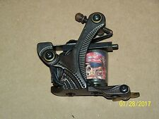 old stock tattoo machine #5 ink needles tubes grips tip power NEVER USED