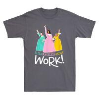 Eliza Angelica Peggy Work Funny Schuyler Sisters Hamilton Retro Men's T Shirt
