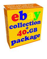 EBAY MAK - MONEY ebooks softwares products + bonus 40GB HUGE collection plr