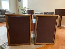 1970's Vintage Coral Audio Corporation BX-1500 6 Way Speakers MIJ Awesome Sound