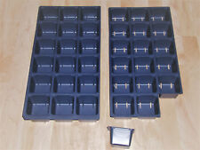 New listing 6 ea. 18 Cavity (Tray Inserts) for Seed Starting / Greenhouse Supplies