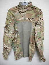 USGI MULTICAM ARMY COMBAT SHIRT TYPE II, MASSIF, MEDIUM, NWOT, FLAME RESISTANT