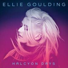 ELLIE GOULDING (HALCYON DAYS DELUXE EDITION CD SEALED + FREE POST)