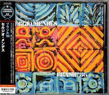 Sealed !! SERGIO MENDES - BRASIL '86 (1986) Japan CD w/OBI rare oop AOR